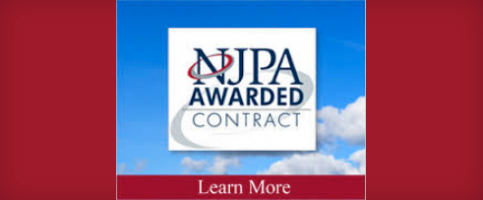 NJPA Awarded Contact graphic